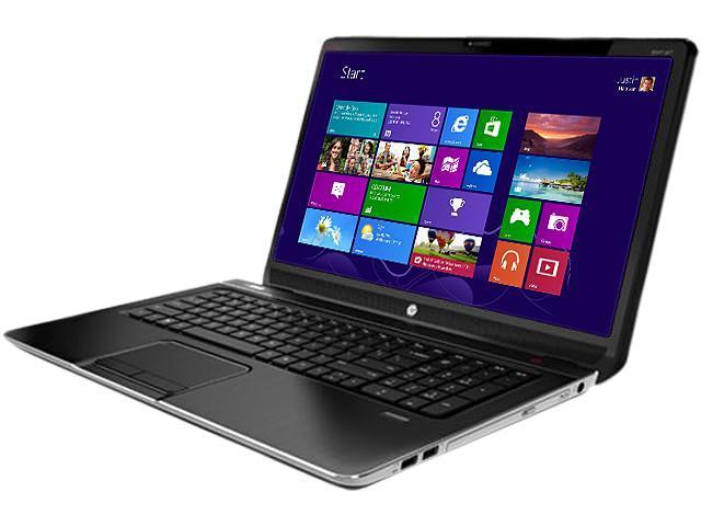 Refurbished HP Laptop ENVY Dv7 Dv7 7234nr AMD A8 Series