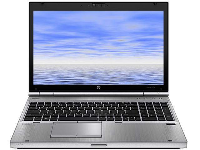 HP Laptop EliteBook 8570p (D3J84U8R#ABA) Intel Core i7 3rd Gen 3720QM (2.60 GHz) 8 GB Memory 320 GB HDD Intel HD Graphics 4000 15.6