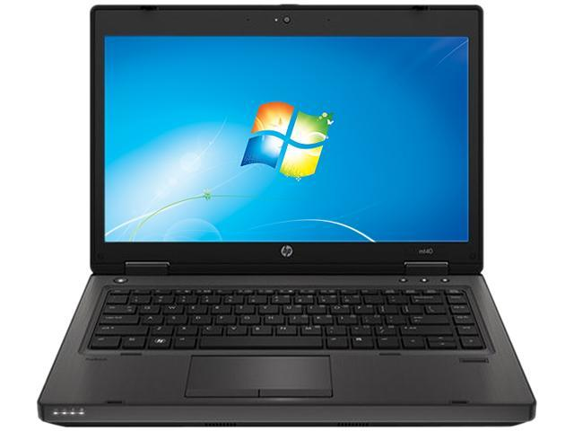 "HP mt40 Mobile Thin Client Intel Celeron Processor B840 1.90 GHz 14.0"" Windows Embedded Standard 7 Notebook"