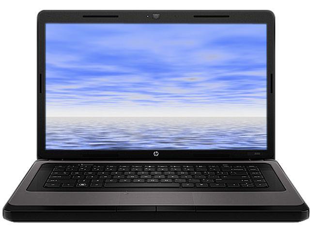 "HP Laptop 2000-314NR AMD Dual-Core Processor E-450 (1.65 GHz) 4 GB Memory 500 GB HDD AMD Radeon HD 6320 15.6"" Windows 7 Home ..."
