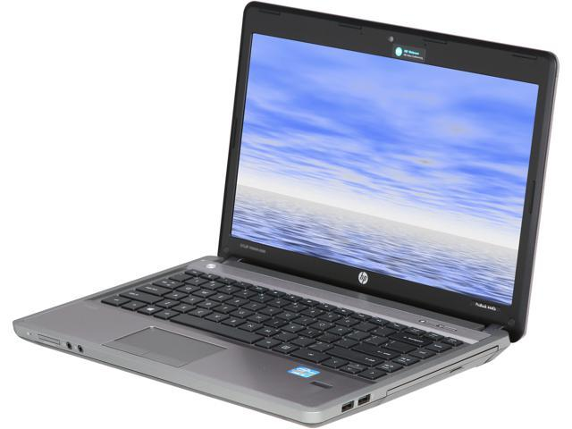 HP Laptop ProBook 4440s Intel Core i5 3230M (2.60 GHz) 4 GB Memory 500 GB HDD Intel HD Graphics 4000 14.0
