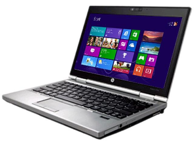 HP Laptop EliteBook 2570p (D8E79UT#ABA) Intel Core i5 3rd Gen 3230M (2.60 GHz) 4 GB Memory 500 GB HDD Intel HD Graphics 4000 12.5