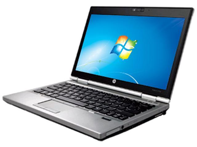 HP Laptop EliteBook 2570p (D8E77UT#ABA) Intel Core i5 3340M (2.7 GHz) 4 GB Memory 180 GB SSD Intel HD Graphics 4000 12.5