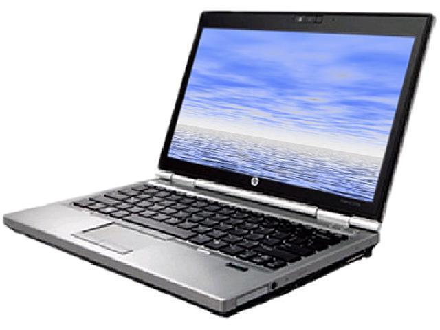 HP Laptop EliteBook 2570p Intel Core i5 3230M (2.60 GHz) 4 GB Memory 500 GB HDD Intel HD Graphics 4000 12.5