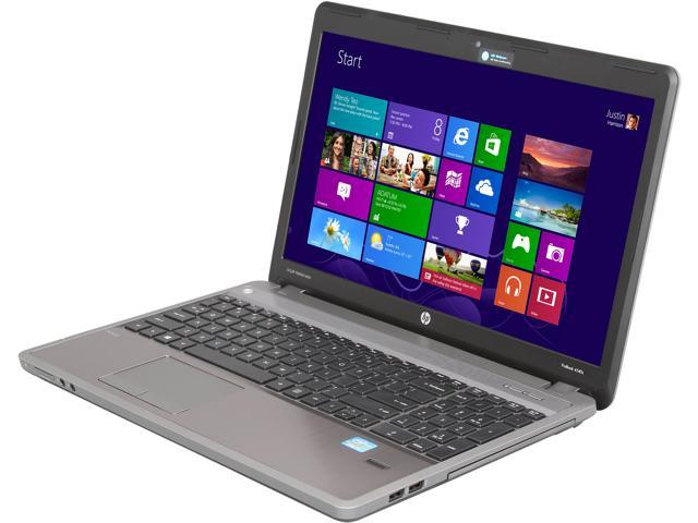 "HP ProBook 4540s (D8C12UT#ABA) Intel Core i5-3230M 2.6GHz 15.6"" Windows 7 Professional 64-Bit Notebook"