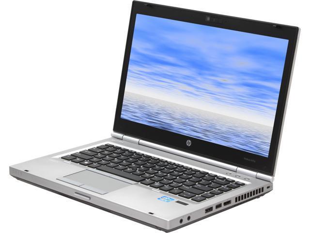 HP EliteBook 8470p Notebook Intel Core i5 3230M (2.60GHz) 4GB Memory 500GB HDD Intel HD Graphics 4000 14.0