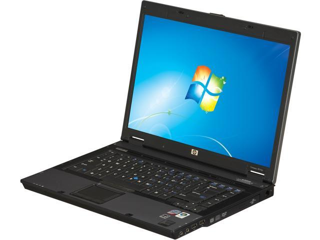 HP Laptop 8510P Intel Core 2 Duo 2.00 GHz 2 GB Memory 80 GB HDD 15.4