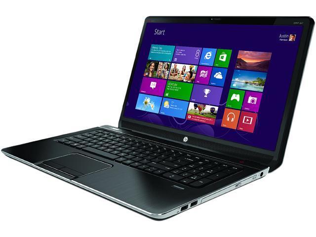 Genuine HP Refurbished Envy DV7-7238NR AMD A8-4500M X4 1.9GHz 6GB 640GB DVD+/-RW 17.3