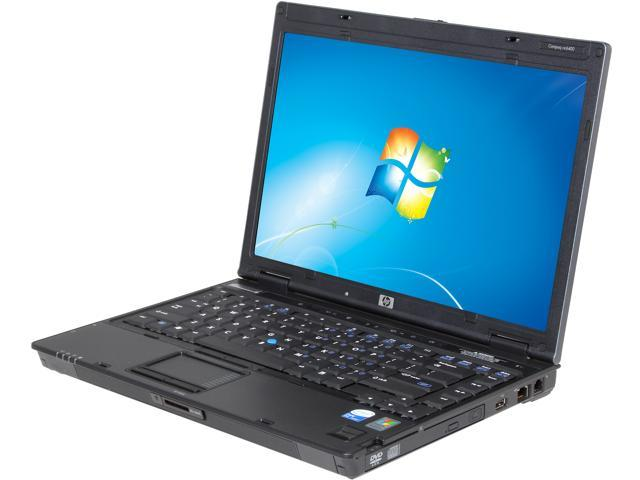 Refurbished: HP Compaq Laptop NC6400 Intel Core Duo 1.80