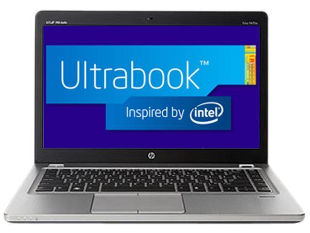 HP EliteBook Folio 9470m Notebook Intel Core i5 3437U (1.90 GHz) 256 GB SSD Intel HD Graphics 4000 Shared memory 14