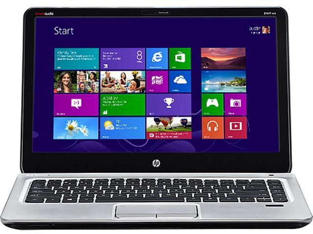 HP Laptop ENVY m4-1115dx Intel Core i7 3632QM (2.20 GHz) 8 GB Memory 1 TB HDD Intel HD Graphics 4000 14.0