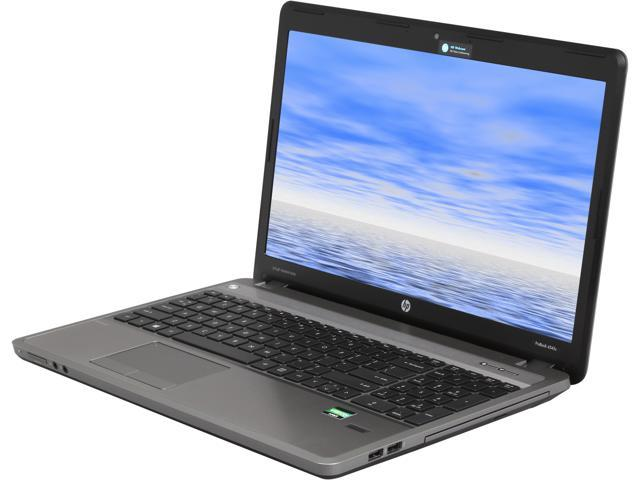 "HP ProBook 4545s (E3V47UT#ABA) 15.6"" Windows 7 Professional 64-Bit Laptop"