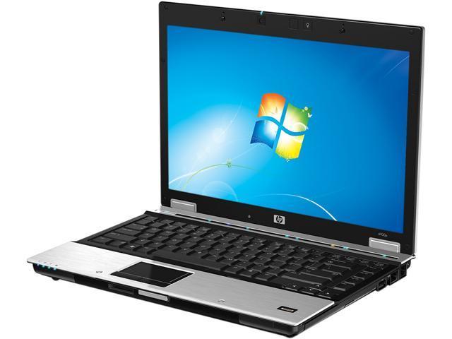 HP Compaq Laptop 6930P Intel Core 2 Duo P8600 (2.40 GHz) 4 GB Memory 160 GB HDD Intel GMA 4500MHD 14.0