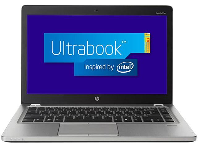 HP EliteBook Folio 9470m (E8K55UP#ABA) Ultrabook Intel Core i5 3437U (1.90 GHz) 128 GB SSD Intel HD Graphics 4000 Shared memory 14