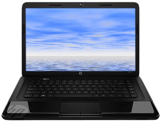 HP Laptop 2000-2B89WM Intel Core i3 2nd Gen 2328M (2.20 GHz) 500 GB HDD Intel HD Graphics 3000 15.6