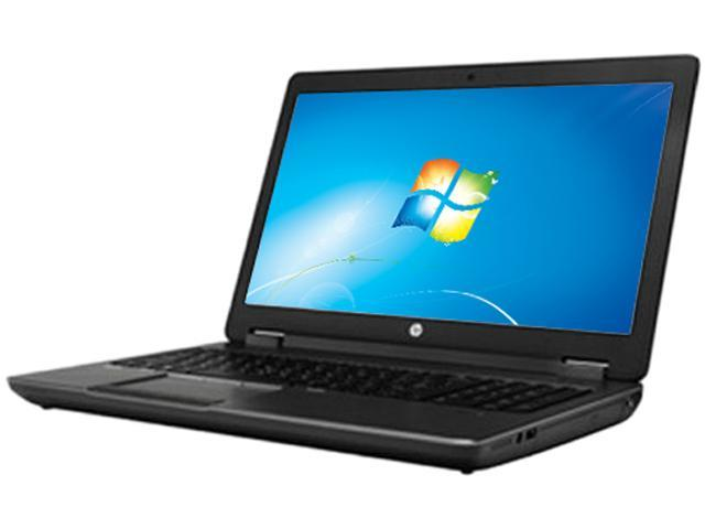 "HP ZBook 15 (F2P56UT#ABA) 15.6"" Windows 7 Professional 64-bit Mobile Workstation"