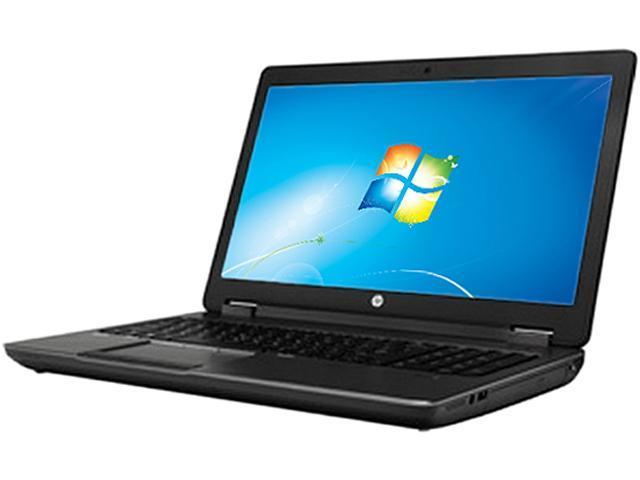 HP ZBook 15 (F2P54UT#ABA) Mobile Workstation Intel Core i7 4700MQ (2.40 GHz) 8 GB Memory 750 GB HDD NVIDIA Quadro K1100M 15.6