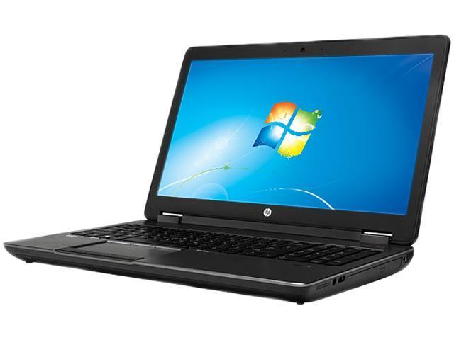 "HP ZBook 15 (F2P55UT#ABA) 15.6"" Windows 7 Professional 64-bit Mobile Workstation"