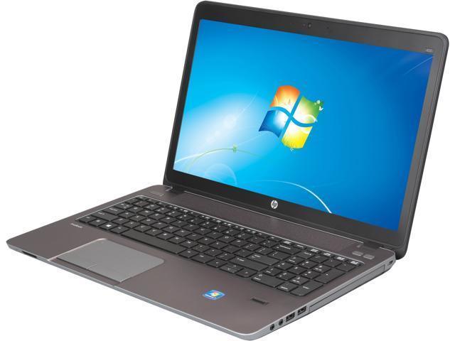 HP ProBook 455 G1 (F2P92UT#ABA) Notebook AMD A-Series A4-5150M (2.70GHz) 4GB Memory 500GB HDD AMD Radeon HD 8350G 15.6