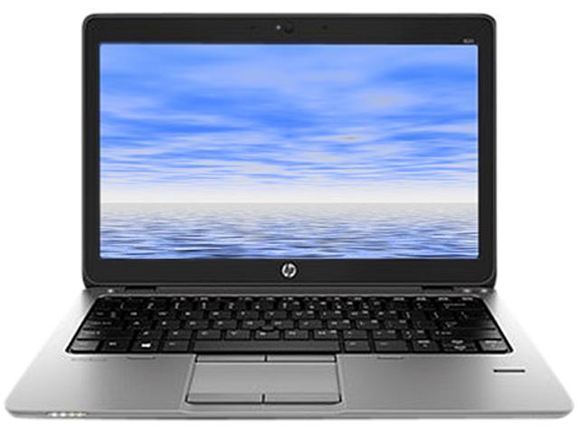 "HP Laptop EliteBook 820 G1 (F2P29UT#ABA) Intel Core i5 4200U (1.60 GHz) 4 GB Memory 180 GB SSD Intel HD Graphics 4400 12.5"" ..."