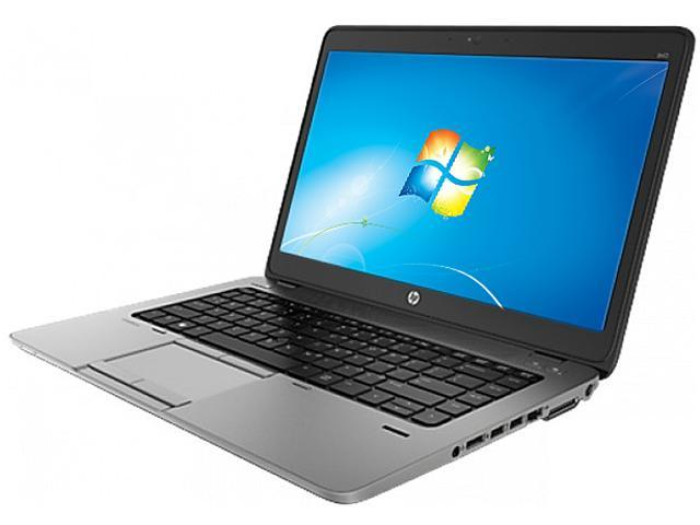 "HP Laptop EliteBook 840 G1 (F2Q28UT#ABA) Intel Core i7 4600U (2.10 GHz) 16 GB Memory 256 GB SSD Intel HD Graphics 4400 14.0"" ..."