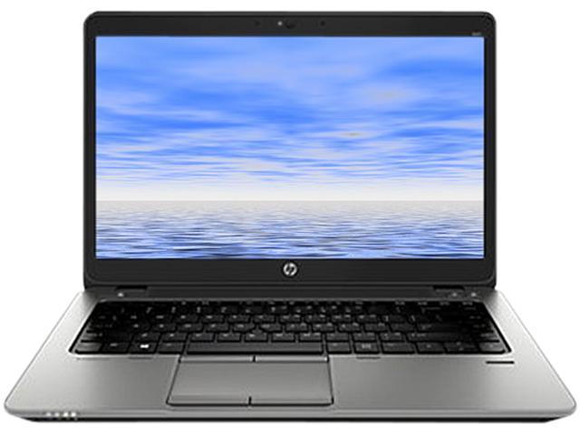 "HP Laptop EliteBook 840 G1 (E3W25UT#ABA) Intel Core i5 4300U (1.90 GHz) 4 GB Memory 500 GB HDD Intel HD Graphics 4400 14.0"" ..."