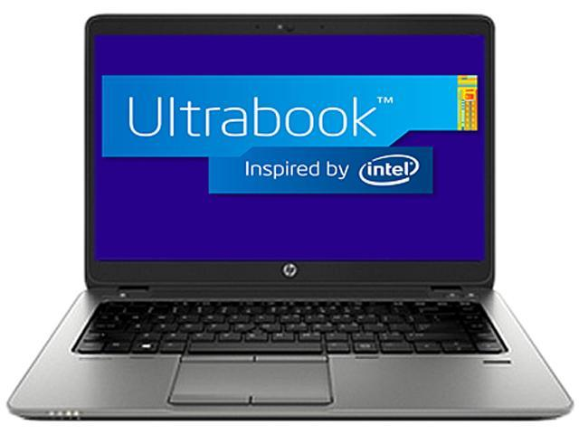 HP EliteBook 840 G1 (E3W28UT#ABA) Ultrabook Intel Core i5 4200U (1.60 GHz) 180 GB SSD Intel HD Graphics 4400 Shared memory 14