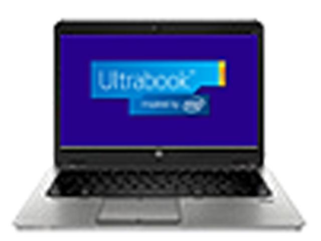 "HP EliteBook 840 G1 (F2P21UT#ABA) Intel Core i5 8 GB Memory 180 GB SSD 14"" Ultrabook Windows 7 Professional 64-bit (with ..."