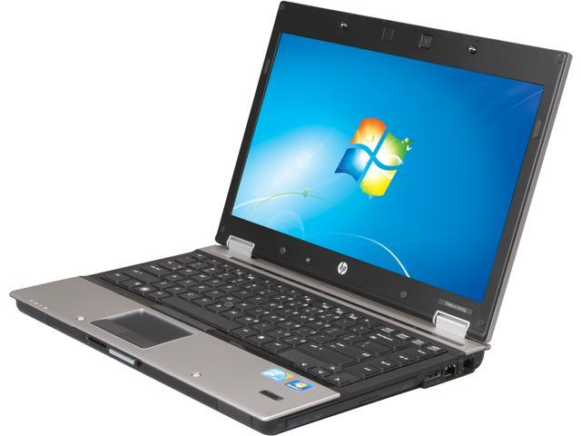 "HP EliteBook 8440p 14.0"" Notebook Intel Core i5-520M 2.40Ghz 4GB RAM 250GB HDD Windows 7 Professional 64bit"