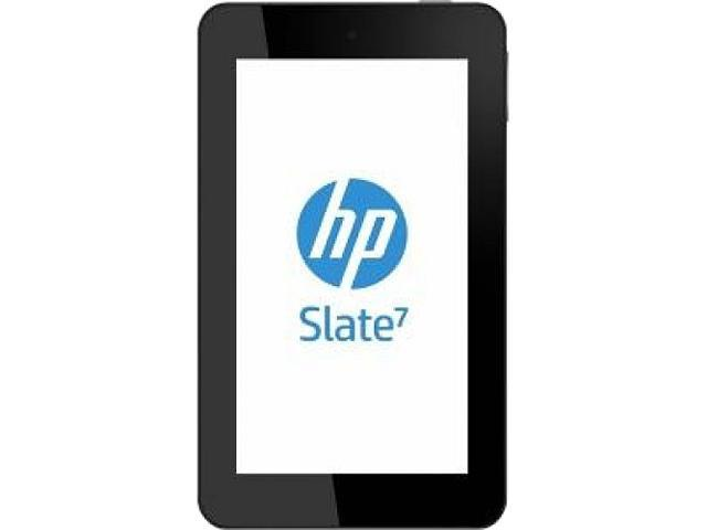 "HP Slate 7 HD Android Tablet – Dual-Core 1.2GHz 1GB RAM / 16GB SSD 7"" Touchscreen, T-Mobile 4G Beats Audio (S7-3400US)"