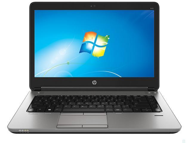 "HP Laptop ProBook 640 G1 (F2R81UT#ABA) Intel Core i5 4200M (2.50 GHz) 4 GB Memory 500 GB HDD Intel HD Graphics 4600 14.0"" ..."