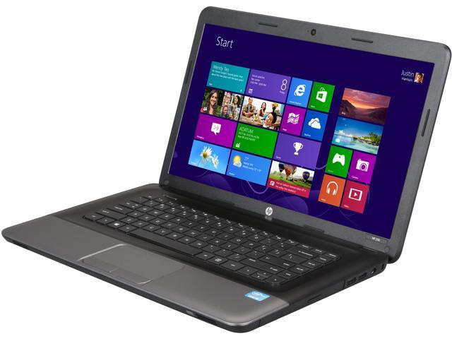 HP Laptop ESSEN250 (F2P82UT#ABA) Intel Core i3 2328M (2.20 GHz) 4 GB Memory 320 GB HDD Intel HD Graphics 3000 15.6