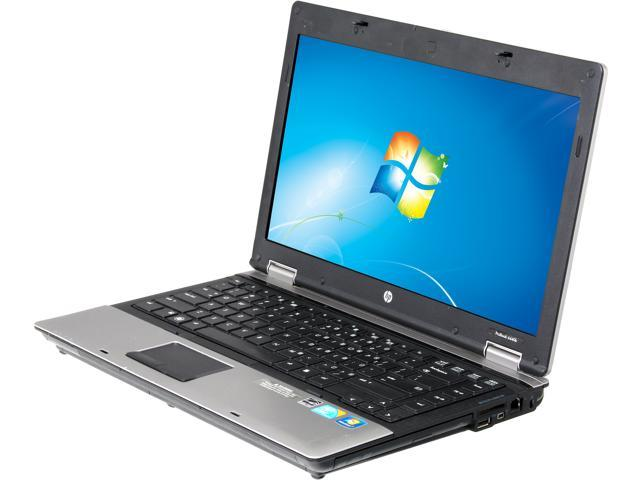 HP Laptop ProBook 6440b Intel Core i5 520M (2.40 GHz) 4 GB Memory 160 GB HDD Integrated Graphics 14.0