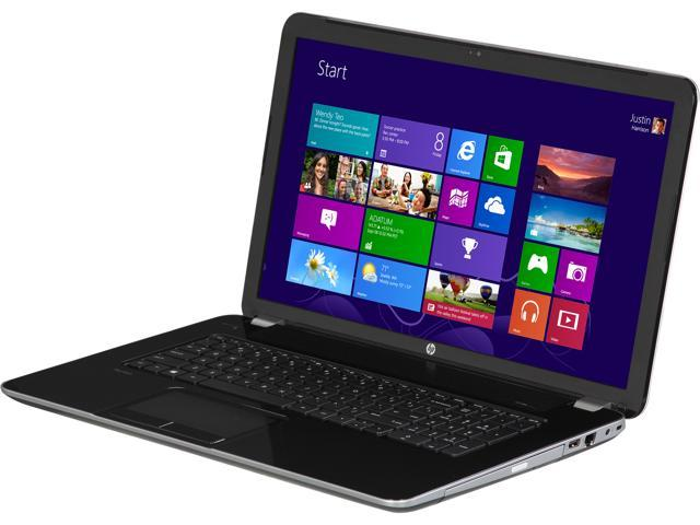 HP Laptop Pavilion 17-e049wm AMD A10-Series A10-5750M (2.50 GHz) 8 GB Memory 750 GB HDD AMD Radeon HD 8650G 17.3