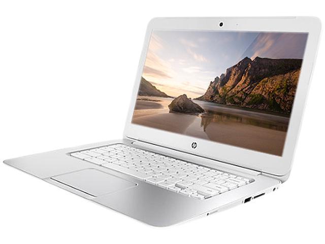 HP Chromebook 14 (F7W49UA#ABA) Chromebook Intel Celeron 4GB Memory 16GB SSD 14.0