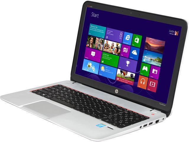 HP Laptop ENVY 15-j150us Intel Core i7 4700MQ (2.40 GHz) 8 GB Memory 1 TB HDD Intel HD Graphics 4600 15.6