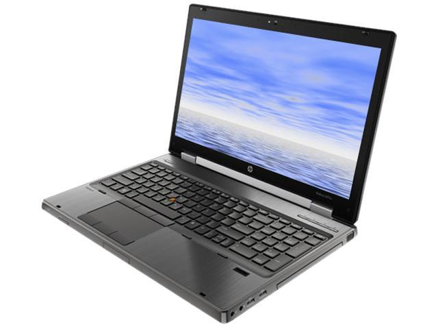 HP EliteBook 8570w 15.6