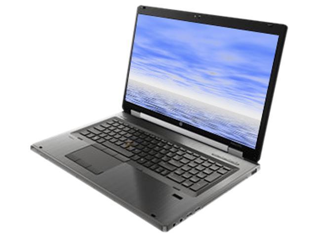 HP EliteBook 8770w 17.3