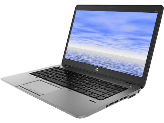 HP Laptop EliteBook 840 G1 Intel Core i5 4300U (1.90 GHz) 4 GB Memory 500 GB HDD Intel HD Graphics 4400 14.0