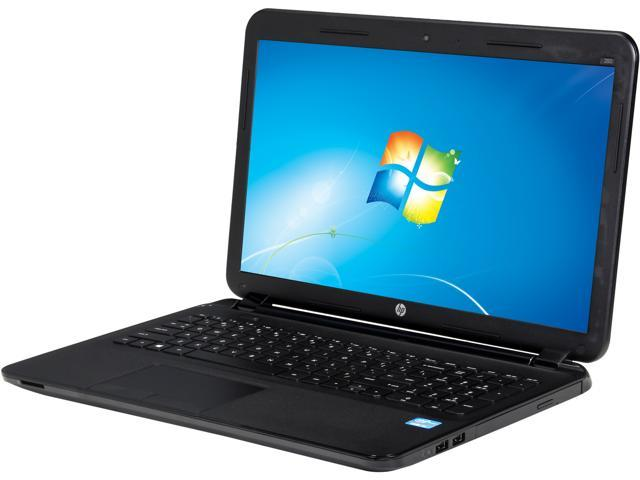 "HP 250 G2 15.6"" LED Notebook - Intel - Core i3 i3-3110M 2.4GHz - Black Licorice"
