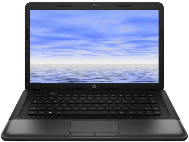 "HP 250 G2 15.6"" LED Notebook - Intel - Pentium 2020M 2.4GHz - Black Licorice"