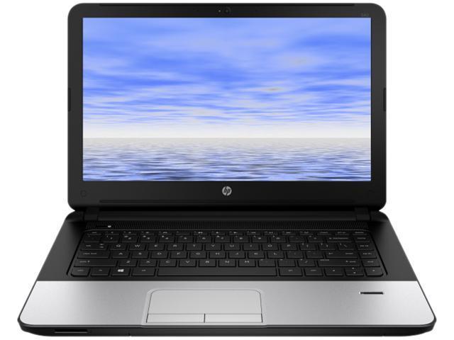 """HP 340 G1 14"""" LED Notebook - Intel - Core i3 4010U 1.7GHz, 4GB DDR3, 500GB HDD, Windows 7 Professional"""