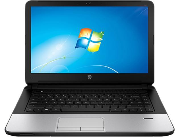 HP 340 G1 Intel Core i3 4GB Memory 500GB HDD 14.0