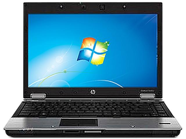 HP EliteBook 8440P Notebook Intel Core i5 520M (2.40GHz) 4GB Memory 250GB HDD Integrated Graphics 14.0