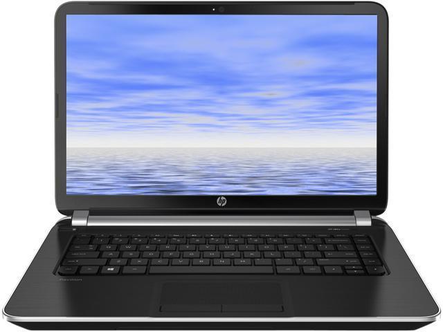 HP Laptop Pavilion 14-N028CA (E8A77UAR#ABL) AMD A4-Series A4-5000 (1.50 GHz) 8 GB Memory 500 GB HDD AMD Radeon HD 8330 14.0