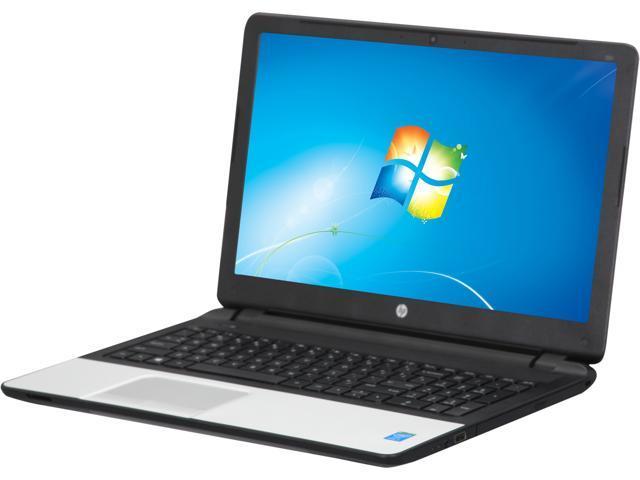 HP Laptop 350 G1 (G4S61UT#ABA) Intel Core i3 4005U (1.7 GHz) 4 GB Memory 500 GB HDD Intel HD Graphics 4400 15.6