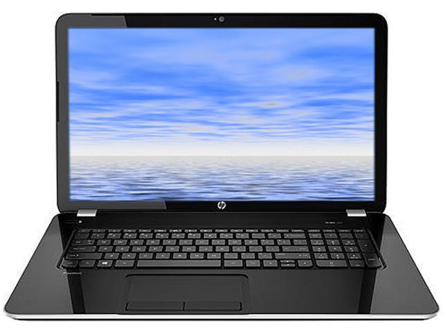 HP 17-e110dx (F9L87UAR#ABA) Notebook AMD A-Series A8-4500M Quad Core (1.90GHz) 4GB Memory 750GB HDD AMD Radeon HD 7640G 17.3