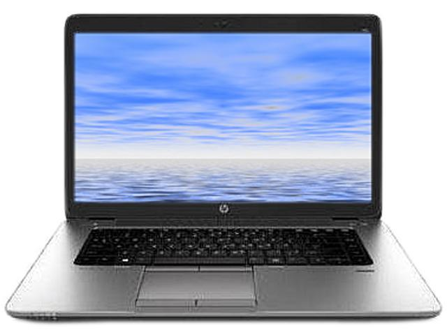 HP Notebooks EliteBook 850 G1 (E3W16UTR#ABA) Intel Core i7 4600U (2.10 GHz) 8 GB Memory 500 GB HDD Intel HD Graphics 4400 15.6
