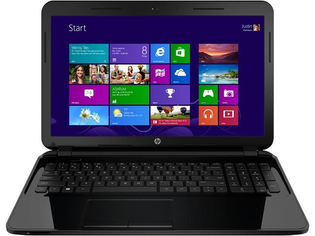 HP Laptop 15-d035dx Intel Pentium N3520 (2.17 GHz) 4 GB Memory 750 GB HDD Intel HD Graphics 15.6