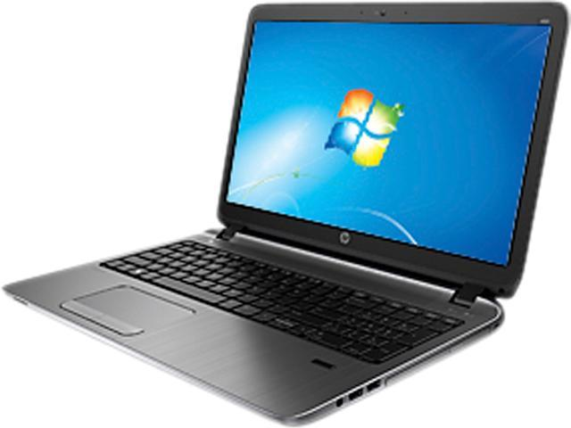 HP Laptop ProBook 450 G2 (J5N38UT#ABA) Intel Core i7 4510U (2.00 GHz) 4 GB Memory 128 GB SSD Intel HD Graphics 4400 15.6